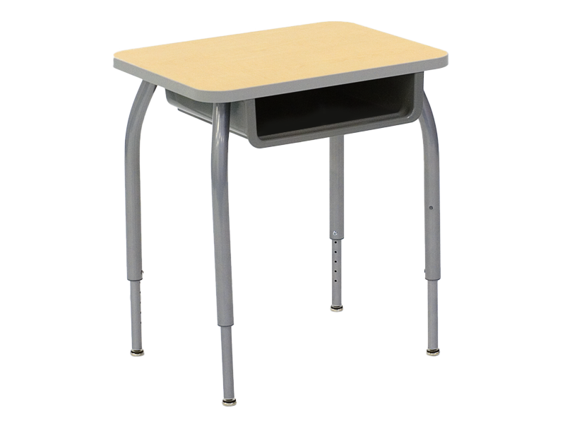 rows student empty photo vertical in stock classroom desks desk